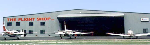 flight shop hangar